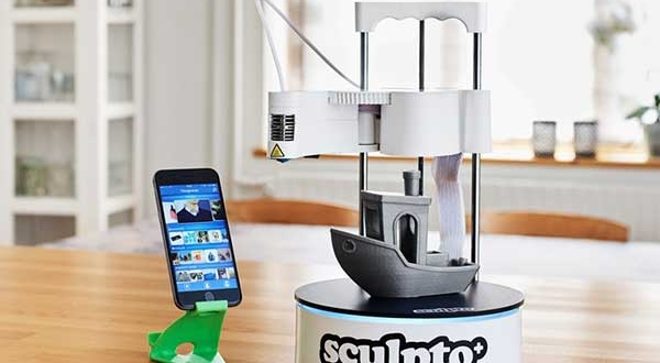 Sculpto+ Imprimante 3D iPhone iPad
