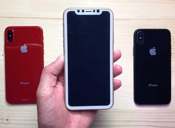 Contrefacon iPhone 8 Edition x Clone