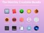 creatable bundle pack logiciels mac promo