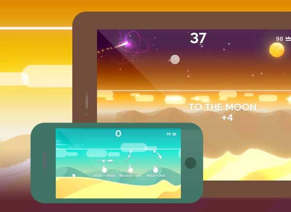 dune game jeu iphone ipad 1 - Dune iPhone iPad : Ce Jeu d'Adresse va vous Scotcher (gratuit)