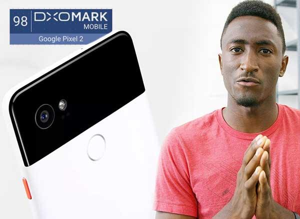 Ce YouTube Démontre que les Tests de DxOMark sont Biaises (video)
