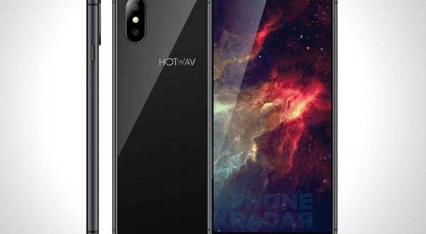 Hotwav Symbol S3 Clone iPhonex
