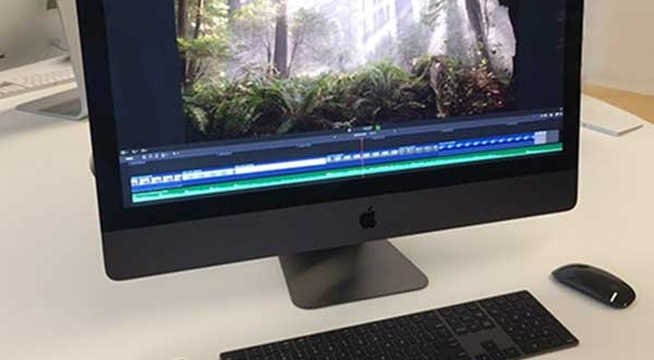 iMac Pro Noir Anthracite