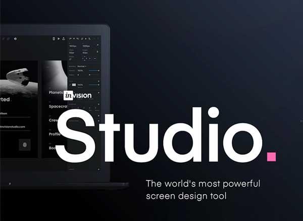InVision Studio Mac Windows