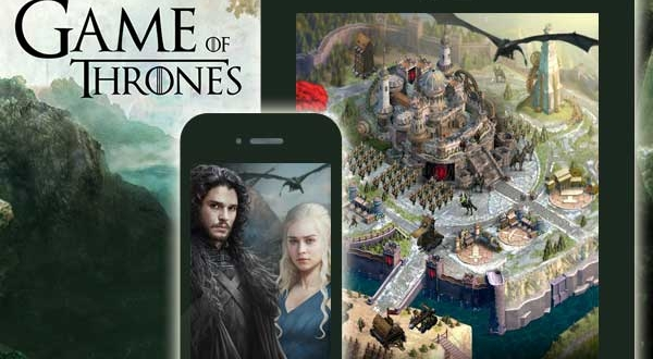 Jeu Game of Thrones iPhone iPad
