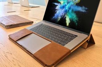 SmartCover Cuir MacBook Pro