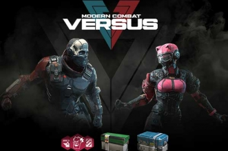 Modern Combat Versus iPhone iPad