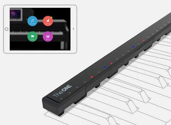 The ONE Piano Hi-Lite Barre Led