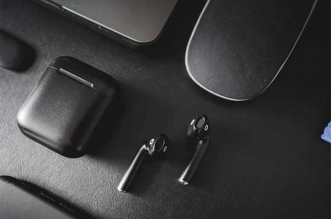 BlackPods AirPods Noirs Apple