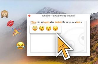 Emojify Mac