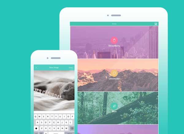 Gelato iPhone iPad