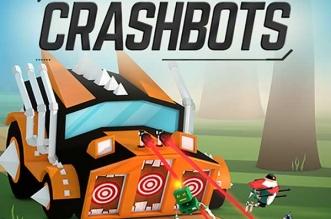 Jeu Crashbots iPhone iPad