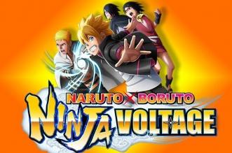 Naruto x Boruto Ninja Voltage iPhone iPad