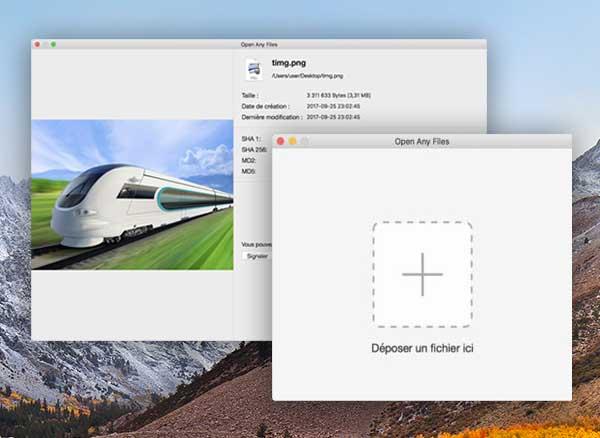 Open Any Files Mac