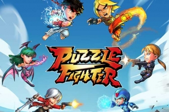 Jeu Puzzle Fighter iPhone iPad