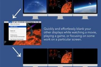 Screen Commander Mac