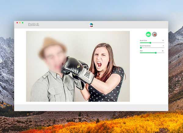 Touch Blur Mac Flouter Un Visage Sur Une Photo C Est Facile Gratuit Maxiapple Com