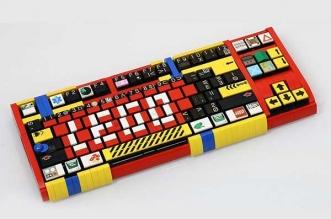 clavier mecanique lego jkbrickworks mac pc 2 331x219 - Et si vous offriez un Vrai Clavier en LEGO à votre Mac ?! (video)