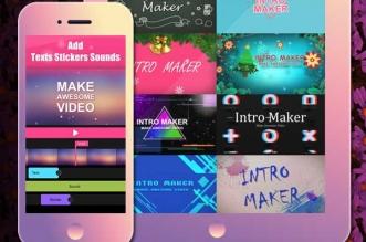 Intro Maker iPhone iPad