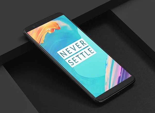 OnePlus 5T Test Promo iPhone