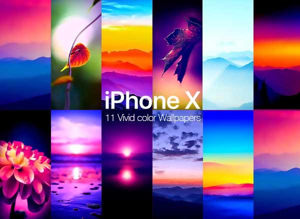 11 Vivifiants Fonds D Ecrans Hdr Pour Iphone X Gratuit