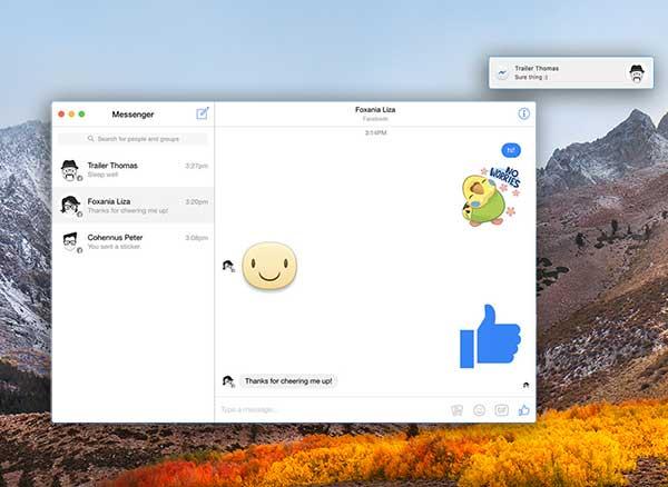 FreeChat Mac