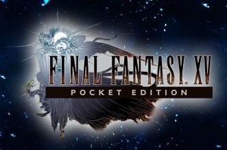 Final Fantasy XV iPhone iPad