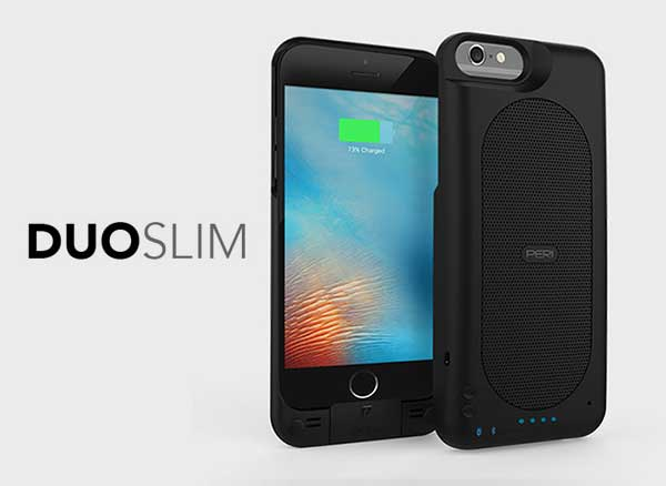 coque enceinte iphone 6