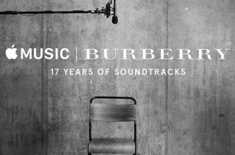 Burberry Playlist Apple Music