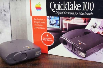Deballages QuickTake 100 Test Video