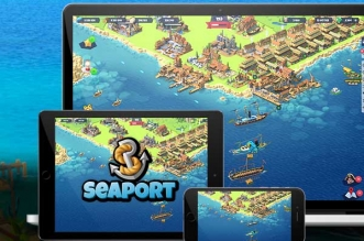 Jeu Seaport iPhone iPad