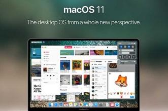 Concept macOS 11