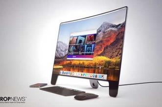 ecran apple studio display concept