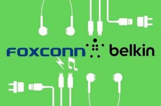 foxconn iphone apple belkin rachat