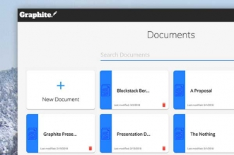 Graphite Docs Mac PC Webapp