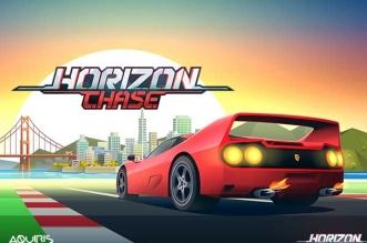 Jeu Horizon Chase iPhone iPad