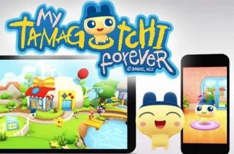 Jeu My Tamagotchi Forever iPhone iPad