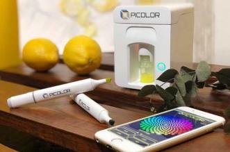 picolor machine fabrication peinture couleurs iphone
