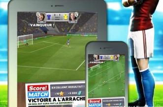 Score! Match iPhone iPad