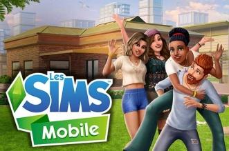Jeu The Sims iPhone iPad