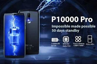 Blackview P10000 Pro Smartphone