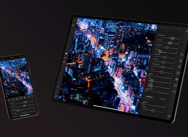 darkroom photo editor iphone ipad 3 - Darkroom iPhone iPad - Retouche Photo HD avec Histogramme (gratuit)