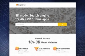 Heymesh Moteur Recherche Models 3D