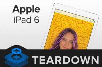 Demontage iPad Pro 6 Education IfIxit