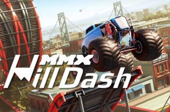 Jeu MMX Hill Dash 2 iPhone iPad