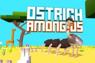 Jeu Ostrich Among Us iPhone iPad