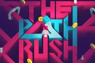 Jeu The Path Rush iPhone iPad