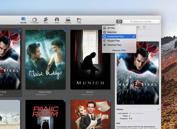 Movie Explorer Mac