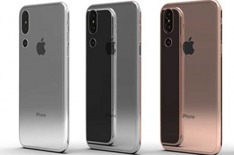 concept iphone x 3 capteurs photo dbs designing