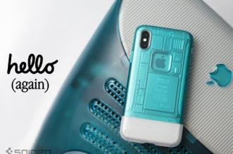 spigen imac phone x protection retro